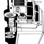 דף צביעה משאית 4