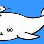 לוויתן דפי צביעה