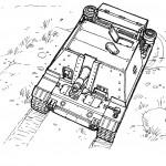דף צביעה טנק 2