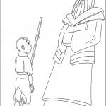 דף צביעה אווטאר 31