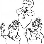 דף צביעה תחביביה של ברבא-שיר