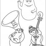 משפחת ברבאבא מנגנים בחצוצורה ובצ'לו