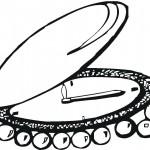 דף צביעה אביזר לאיפור