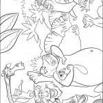 דף צביעה מדגסקר 2