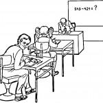 דף צביעה שיעור חשבון
