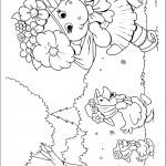 דף צביעה בופ והברווזונים