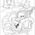 דף צביעה רכב הגרר ברדיאטור ספרינגס