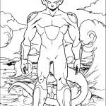 דף צביעה פריזה, איש חיה ואויבו הגדול של גוקו
