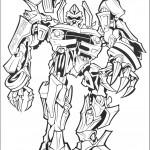 דף צביעה רובוטריקים 31
