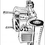 דף צביעה רובוטריקים 25