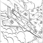 דף צביעה רובוטריקים 10
