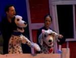 כנסו לדפי צביעה כלבים 101 כלבים דלמטיים – סרטון המחזמר בעברית