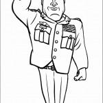 דף צביעה גנרל מונגר