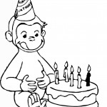 ג'ורג' הסקרן חוגג יום הולדת