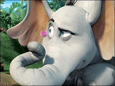 הכנסו לסרטון הורטון הפיל לחצו על דפי הצביעה של הפיל הורטון להגדלה ולהדפסה