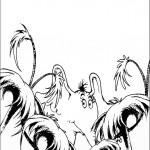 דף צביעה הפיל הורטון 12