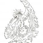 הנשר המפחיד אורב להורטון