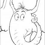 הפיל הורטון שומע קולות מתוך גרגר קטן