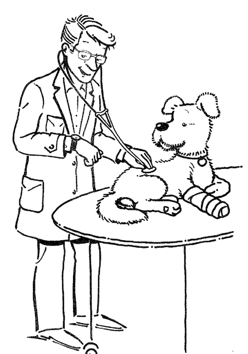 Картинки советские, ветеринар картинки для срисовки