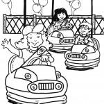 במגרש המכוניות המתנגשות