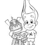ג'ימי ניוטרון וכלבו הרובוטי גודארד
