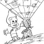ג'ימי ניוטרון והמצאת מכונת החלל