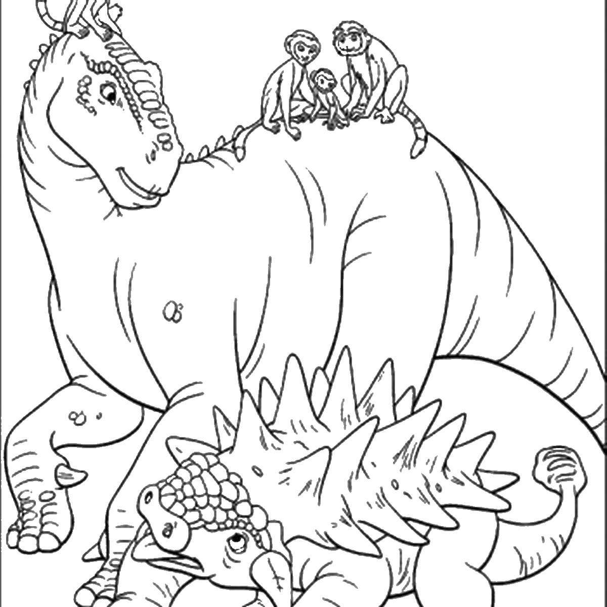 Image Result For T Rex Coloring Page Jur Icpark