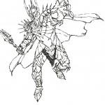 סאורון האויב הראשי בשר הטבעות