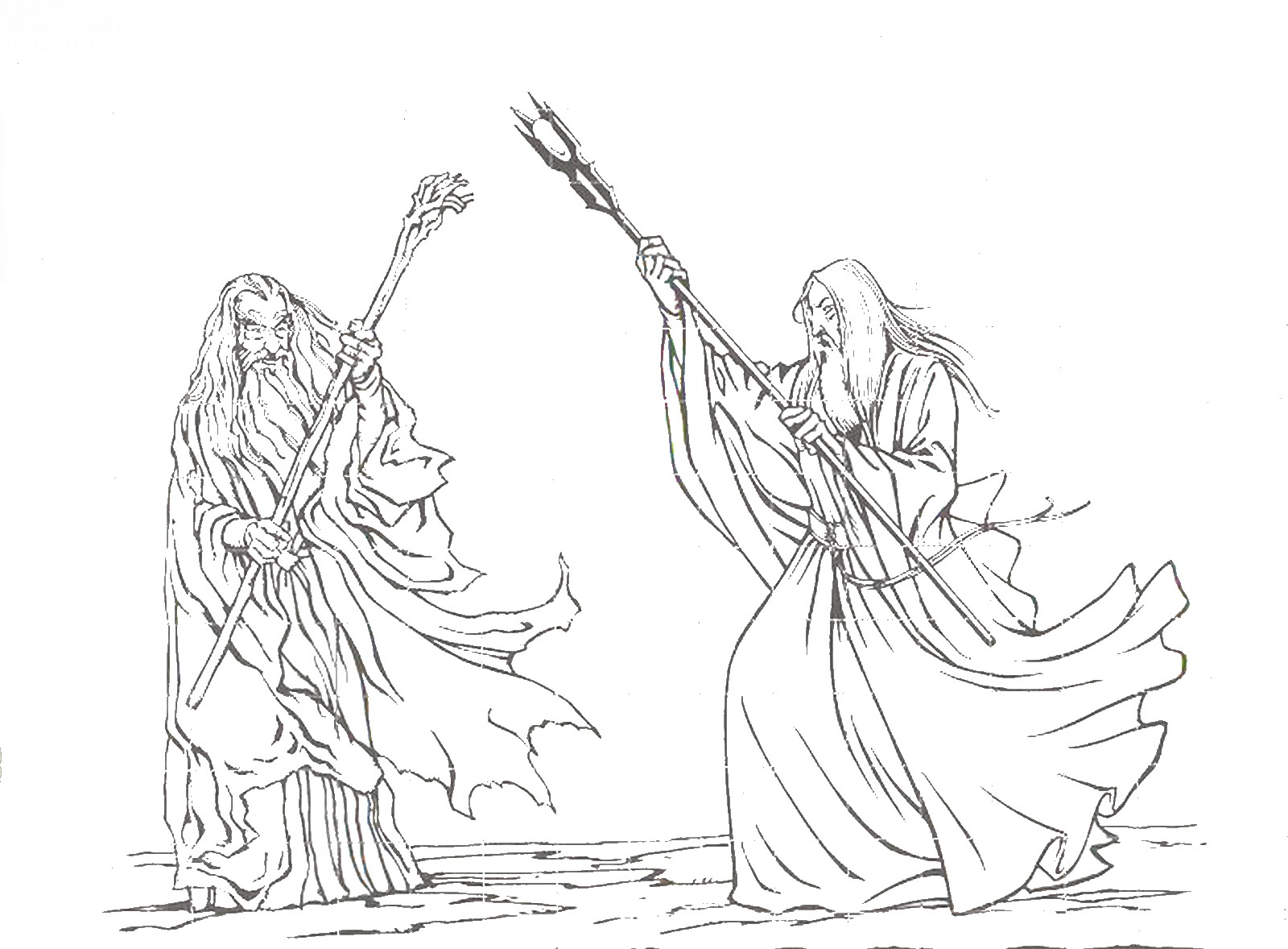Free Coloring Pages Of Lord Of The Rings Lord Of The Rings Coloring Pages