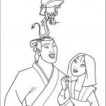 מולאן, לי שאנג ומוש