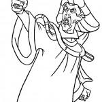 דף צביעה קלוד פרולו הכומר הזועם