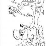 דף צביעה הפנתר הוורוד 6