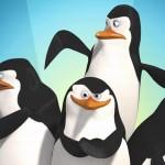 הפינגווינים ממדגסקר דפי צביעה