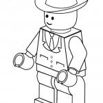 דף צביעה רובוט צעצוע