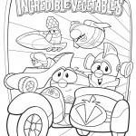 דף צביעה סיפורי ירקות 22