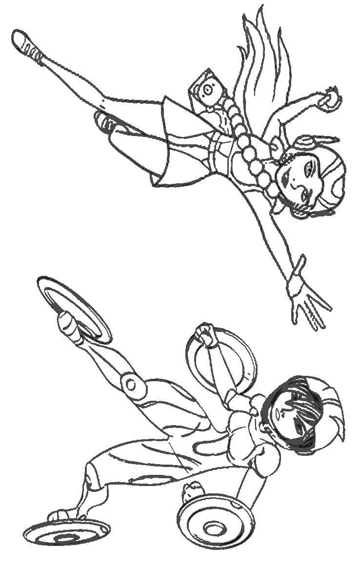 Coloring Pages For Big Hero 6 : Big hero coloring pages sketch page