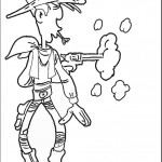 lucky_luke_coloring_page_2
