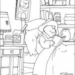 דף צביעה הדוב פדינגטון 17