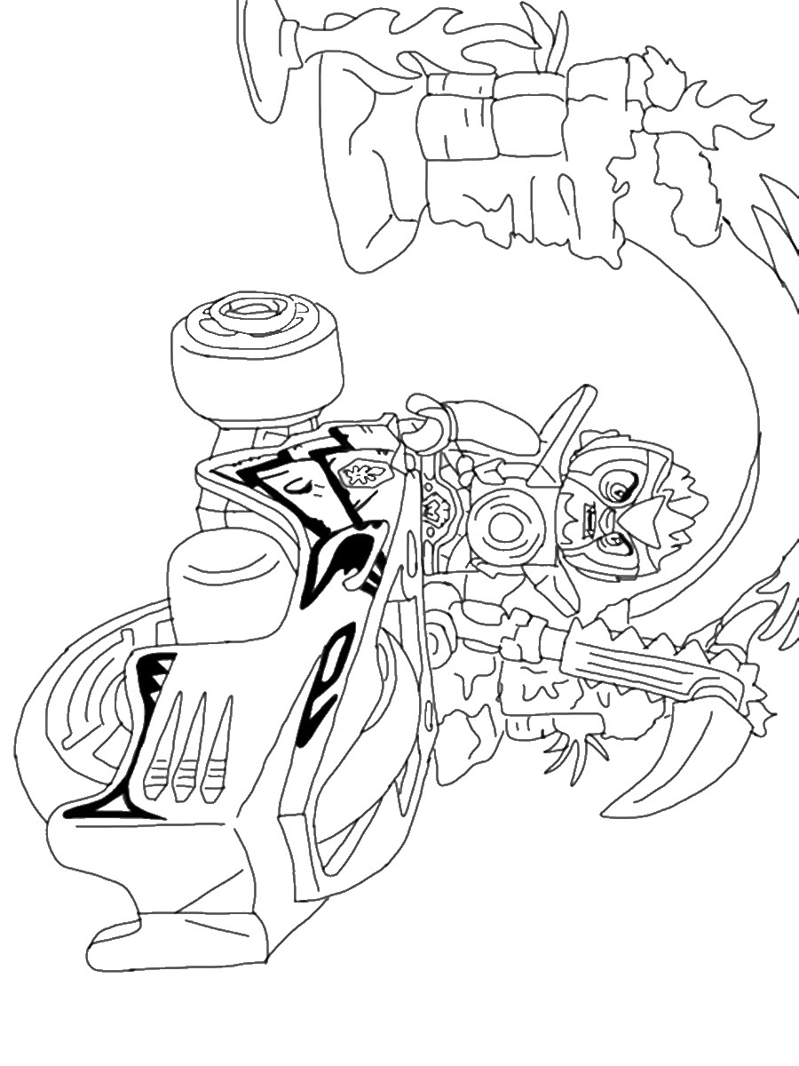 lego chima coloring pages - photo#31