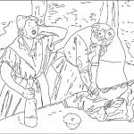 Les repasseuses, Edgar Degas