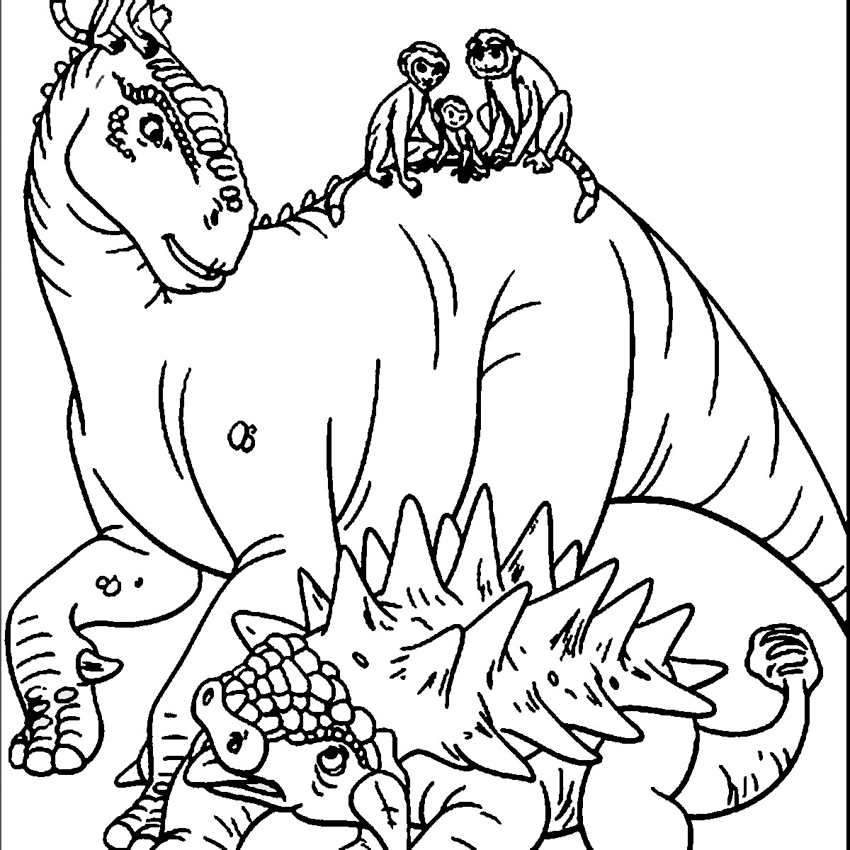 Lego Jurassic World Coloring Pages