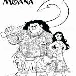 תמונה נוספת של מואנה ומאול