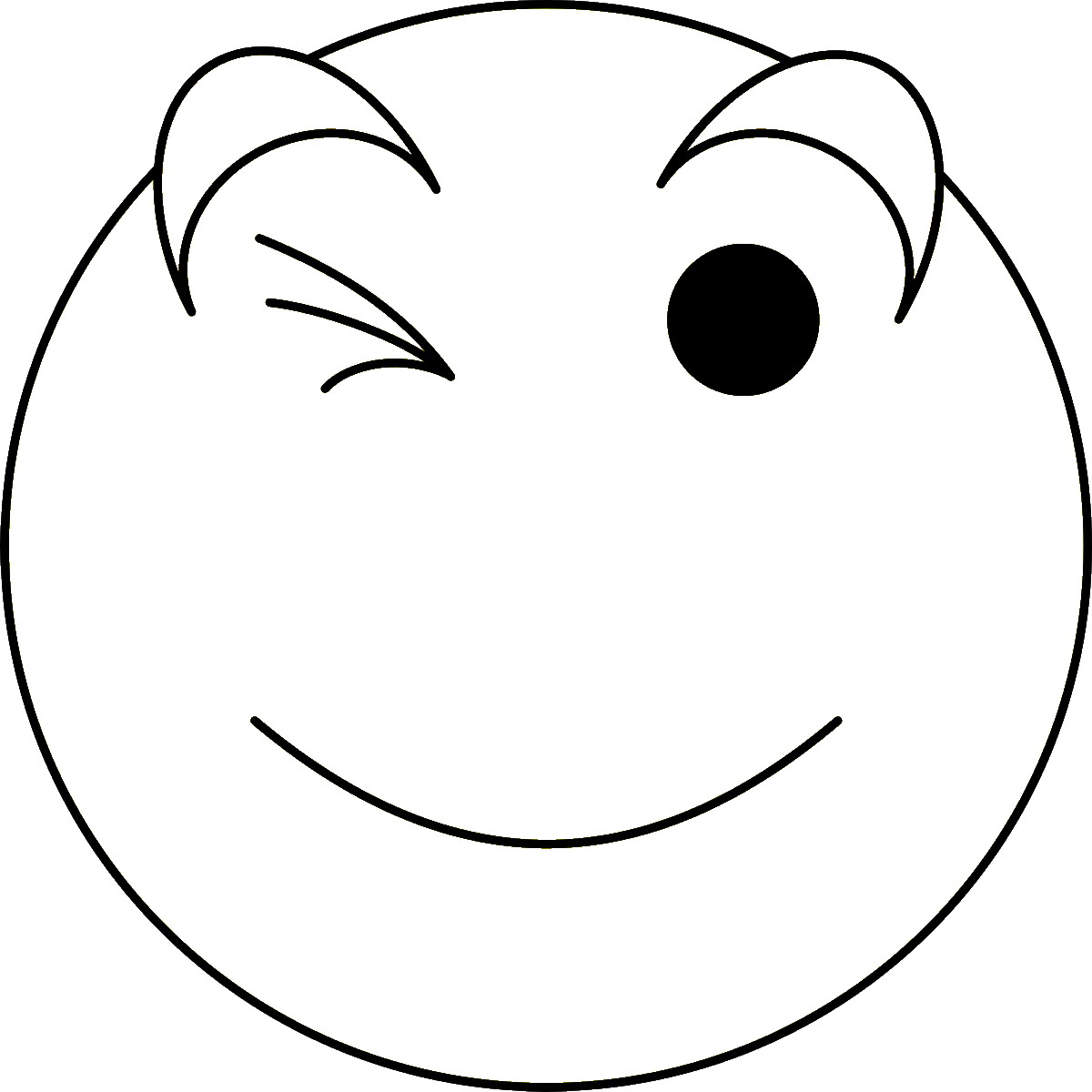 Coloring Pages Emojis : Emoji cool coloring pages sketch page